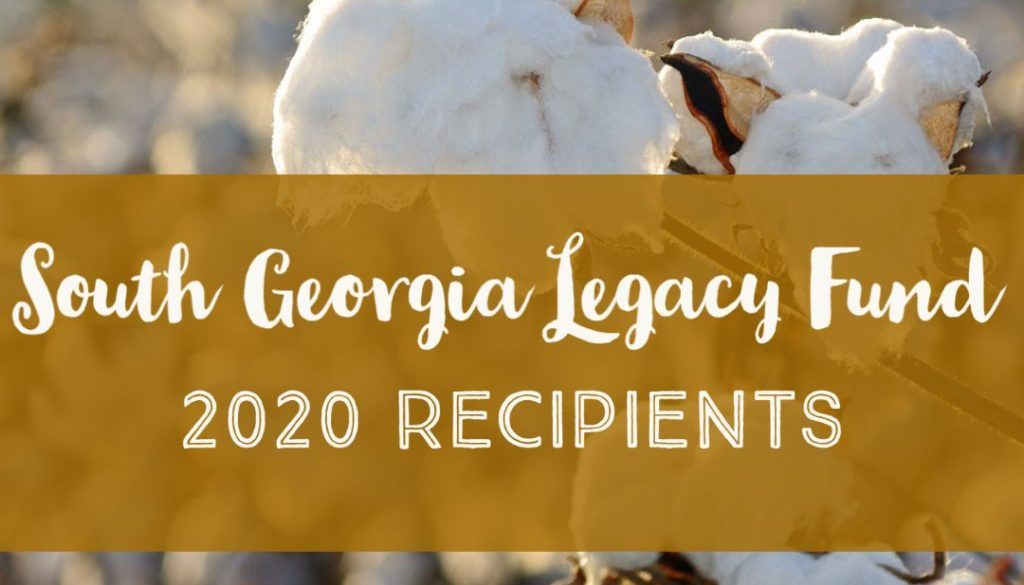 SGL 2020 Recipients Announced