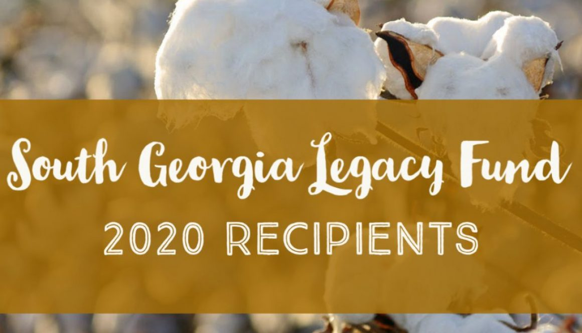SGL 2020 Recipients Announced
