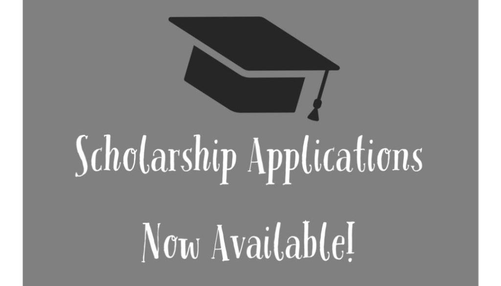 Scholarship Apps Now Available